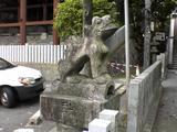 伊射奈岐神社(山田東)