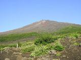 富士山5号目付近から