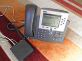 Cisco IP Phone 7960G & Asteriskアプライアンス