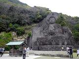 鋸山日本寺