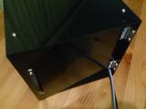 内側カメラ&内側LED照明つきポスト/私書箱(仮称)