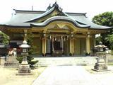 伊射奈岐神社(佐井寺)