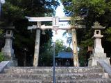 伊射奈岐神社(柳本町)
