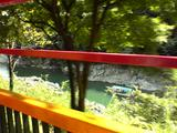 京都 嵯峨野トロッコ列車
